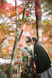 K様の結婚写真前撮り1
