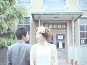 結婚写真サンプルフォト2
