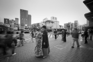 結婚写真作品撮り1