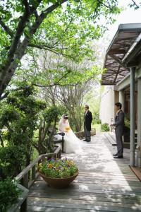結婚式スナップ写真1