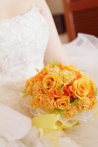 結婚式のイメージカット ブーケ