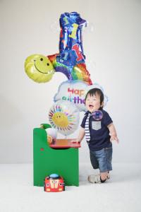 H様のお誕生日記念写真1