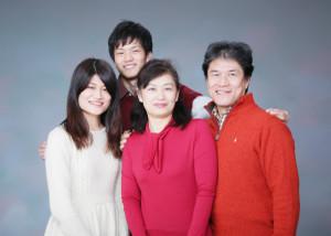 Y様の家族写真