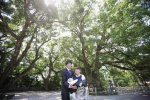 ご自宅やご自宅近くの公園神社に無料で出張します