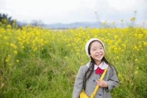 菜の花ロケ